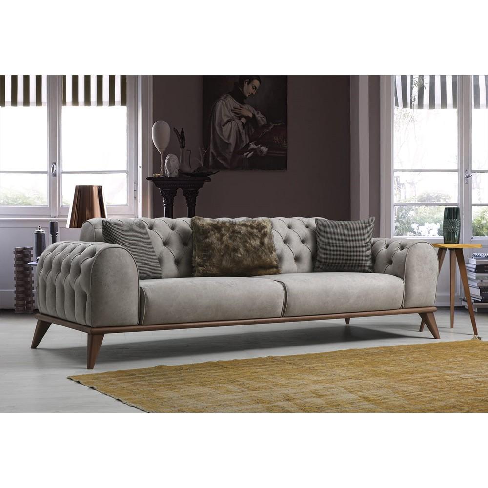 Sofa 3 Sitzer Senfoni