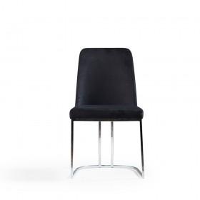 Samt Stühle  6 Stück