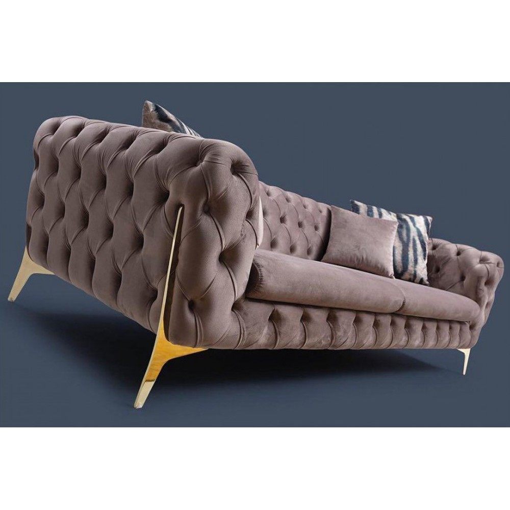 Sofa Abanoz Gold